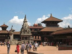 View Durbar Square