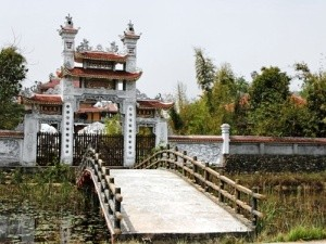 temple in Lumbini