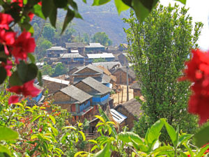 ramkot view of houses