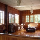 Interior of the homestay