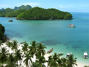 ko samui islands in thailand