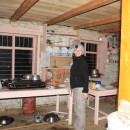 Nepal Eco Trek Accommodation Kitchen