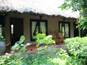 Upgrade to our Lodge accommodation
