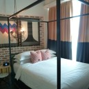 Boutique bedroom in Ipoh accommodation