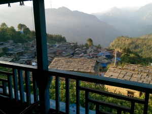 Tikot to Tiplyang and back to Pokhara