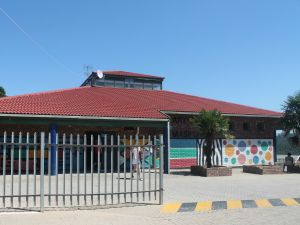 library in knysna, south africa