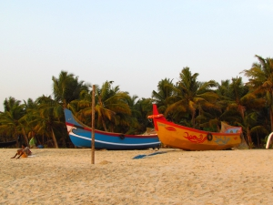 India-Cochin-Marari-Beach-Colourful-Boats