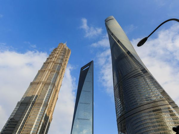 shanghai world finance centre