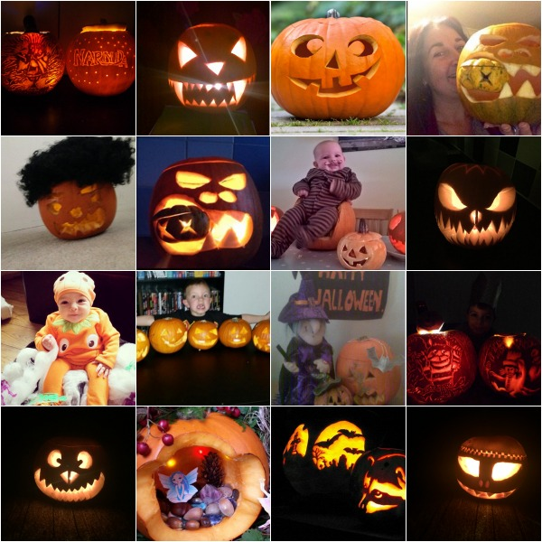 pumpkin slayer competition collage