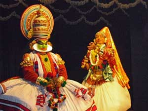 Classical Dance in Cochin