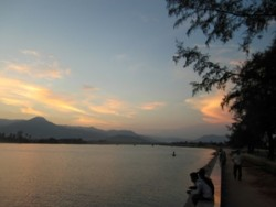 Kick back in Kampot