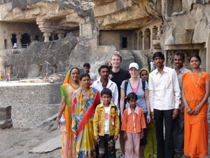 Ellora Caves Tour & Departure