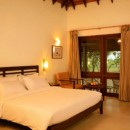 Marari Beach Hotel Room in Kerala, India
