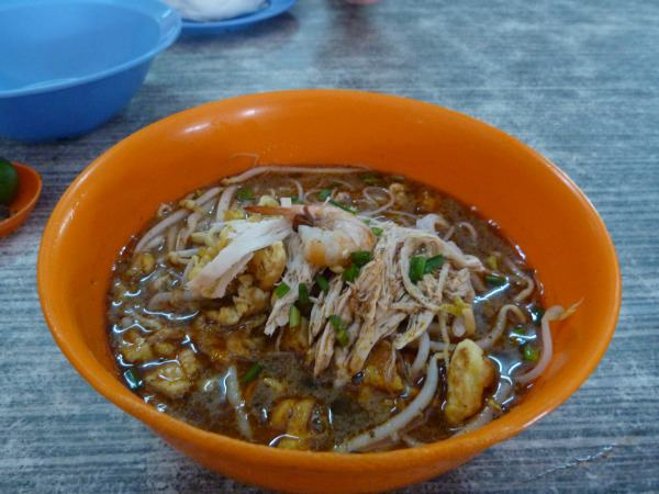 borneo food in kuching