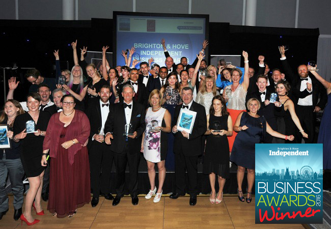 Brighton & Hove JP Business Awards 17/6/16 (Photo by Jon Rigby)