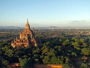 Bagan: Temples in the Mist