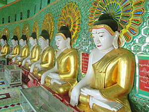 Magical Monasteries of Mandalay