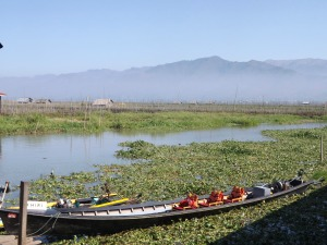 Excursion on Inle Lake