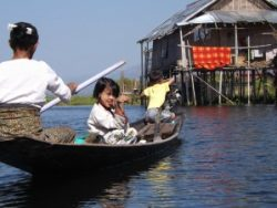 Village Life on Inle Lake