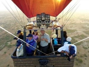 Bagan – Hot Air Ballooning