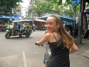 Bangkok: On Your Bike