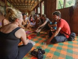 At Home with the Iban Headhunters