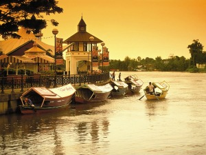 Kuching - Sunset River Cruise