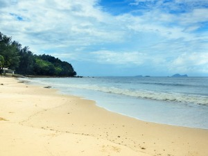 Kayaks and Beaches of Damai