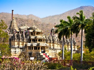 Temples and Hills of Ranakpur