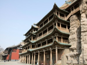 Arrival in Datong