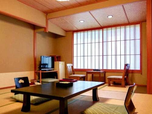 Traditional style Japanese room