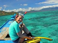 Snorkeling trip in Maumere, Flores