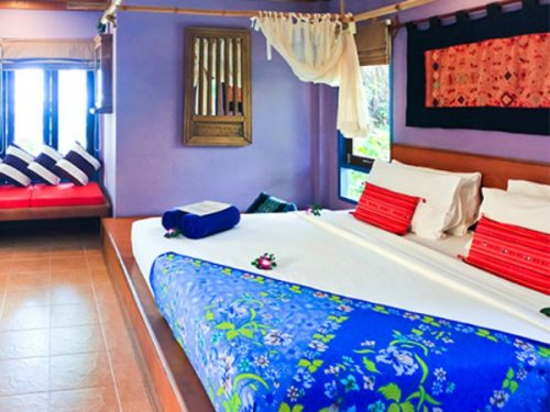 Bungalow accommodation in koh samui thailand