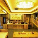 Accomodation reception in Datong China