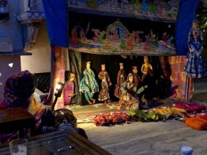 puppet show in jaipur india