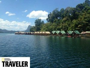 huts on the water in thailand national geographic traveller