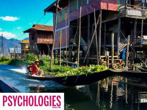 man on a boat in myanmar psychologies magazine