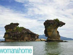 borneo sea landscape women and home magazine