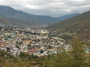 A Taste of Thimphu