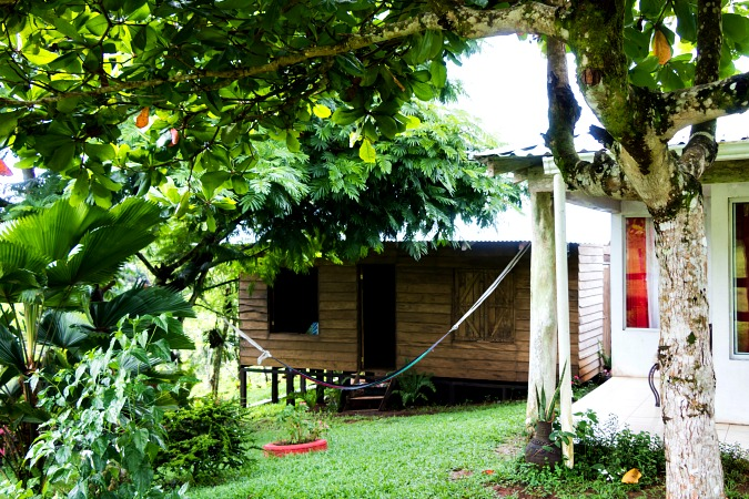 cabin accommodation juanilama costa rica