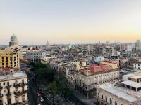 A view of the Havana skyline