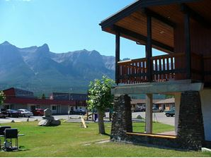 Lodge in Canmore