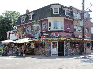 shop in kensington market toronto canada