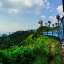 Most scenic railway in the world, Sri Lanka
