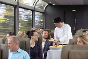 Silverleaf Service on the Rocky Mountaineer