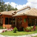 A lodge in Urubamba, Peru