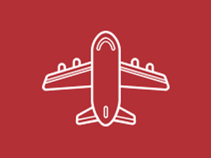 drawing of an airplane