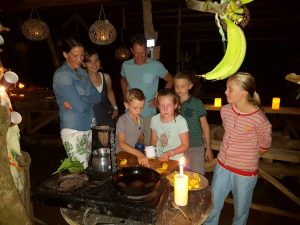 Caribbean Cookery workshop in Cahuita