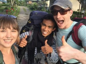 Indonesia-lombok-rinjani-trek-sembalun-local-guide-Arif-fundraising-blog-post