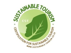 Costa Rica sustainable tourism logo